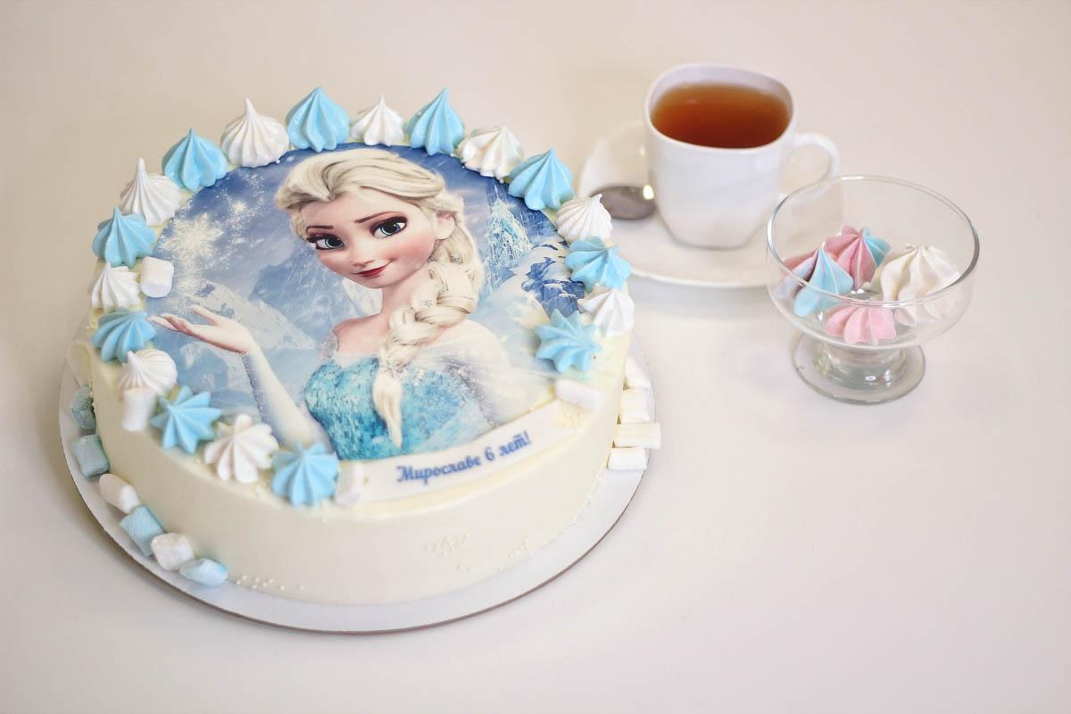 Сахарная картинка на торт в екатеринбурге